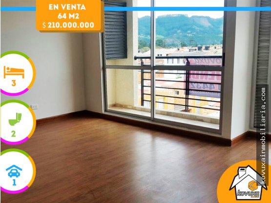 En venta apartamento en Nogales de Cajicá