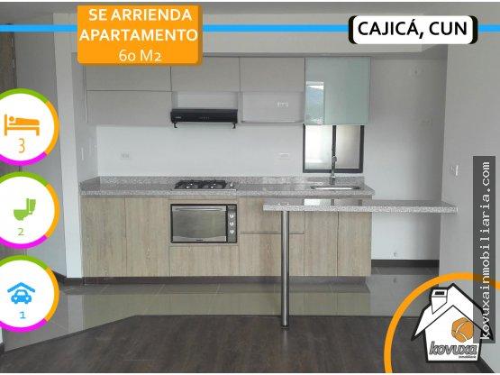 Se arrienda apartamento en Cajicá
