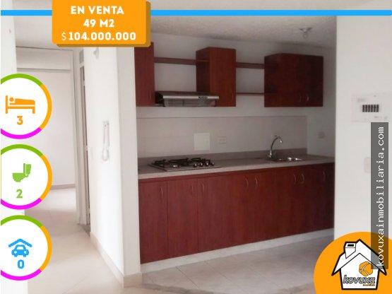 Vendo apartamento para estrenar en Zipaquirá