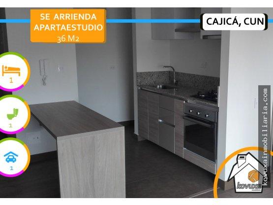 Se arrienda apartamento Cajicá