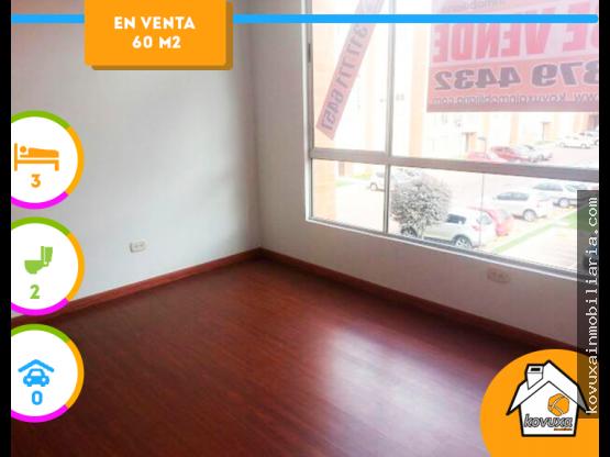 Vendo apartamento en Caminos de Cajicá I