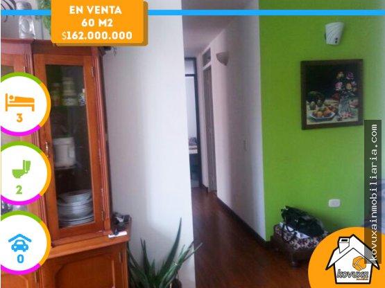 Apartamento en venta en Caminos de Cajicá II