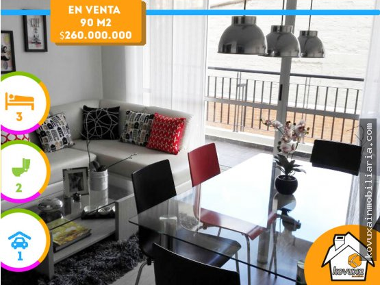 Apartamento en venta, Caeli reservado Cajicá