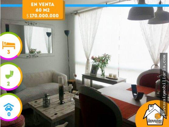 Apartamento en venta en Caminos de Cajicá I