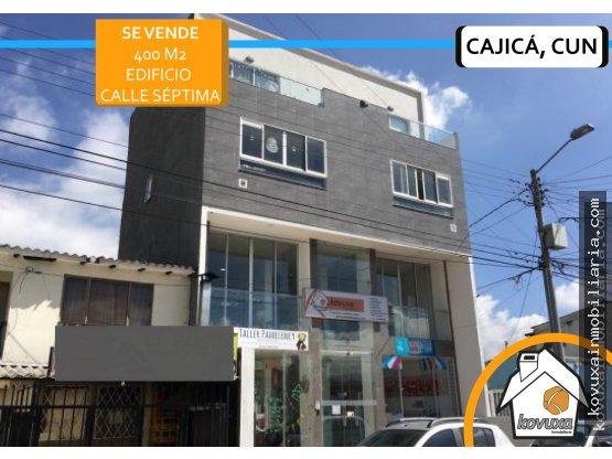 Se vende Edificio en Cajica