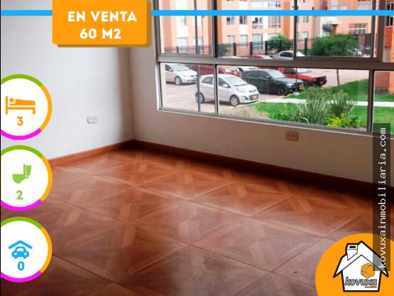 En venta apartamento en  Cajicá