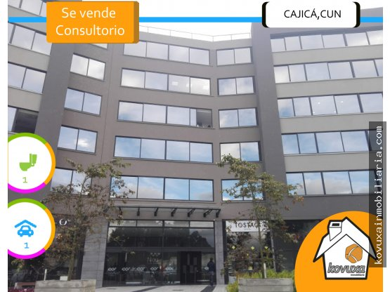 Se vende Consultorio Centro Empresarial NOU