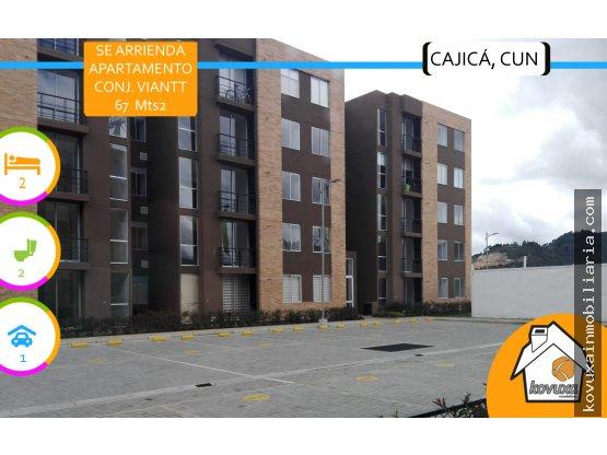 Se arrienda Apartamento Cajica