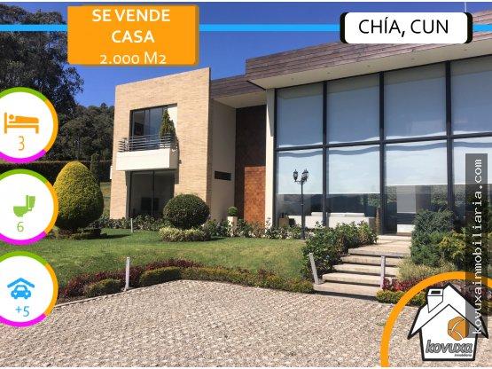 Se vende Casa en Chía - Yerbabuena