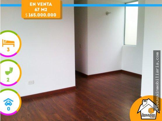Apartamento en venta en Senderos de Cajicá