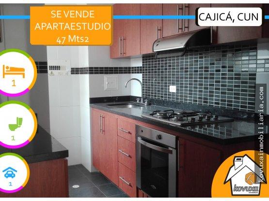 Se vende apartaestudio Condominio San Cipriano