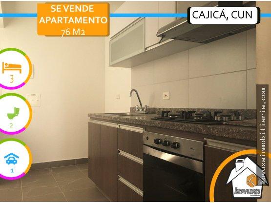 Se vende apartamento Cajicá