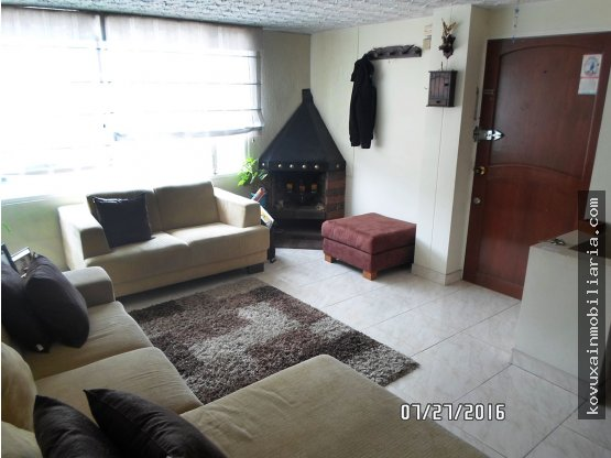 Vendo apartamento en Zipaquirá