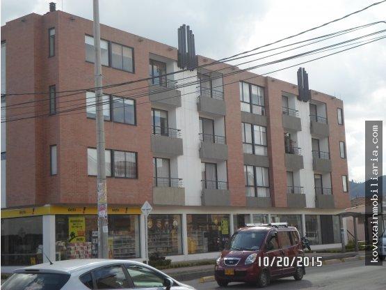Apartamento en venta en Chia, Av. Chilacos
