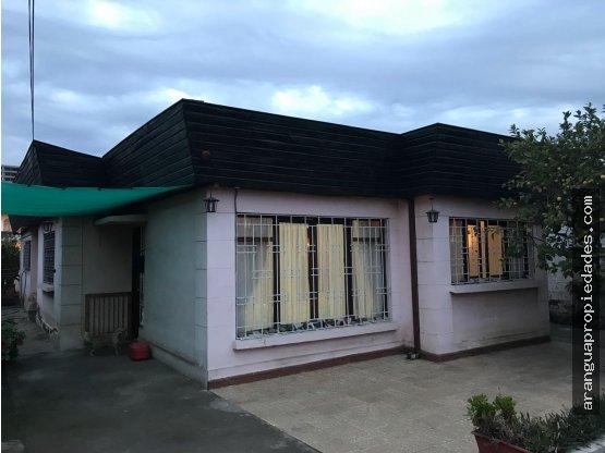 Casa en Venta en La Cisterna, Metro El Parron