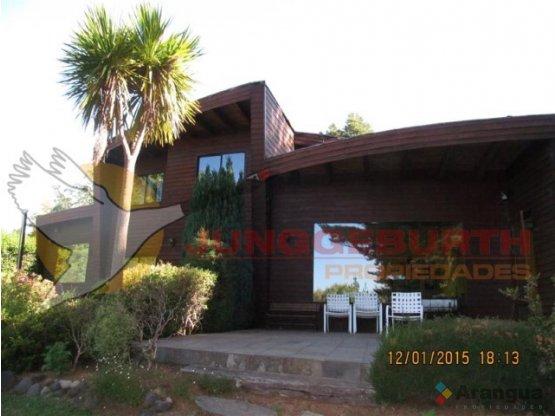 Casa Arriendo Diario Villarrica, A 10 min Pucon