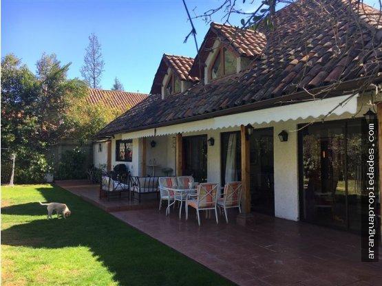 Casa en Arriendo en Lo Barnechea, Los Trapenses