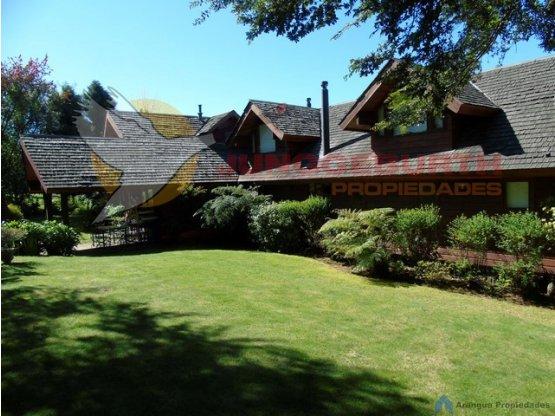 Casa en Venta en La Puntilla, 2,5 Kms Villarrica