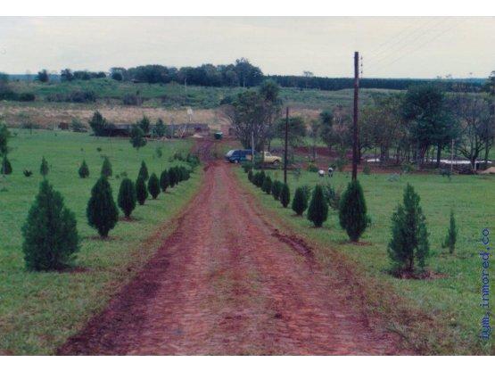 Lote 10 hectáreas Para Inversión