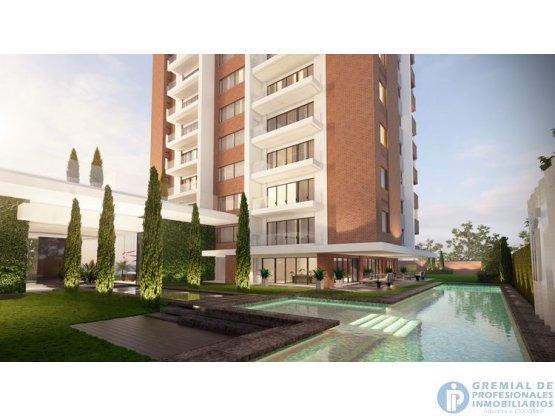 Apartamento en venta nuevo zona 14