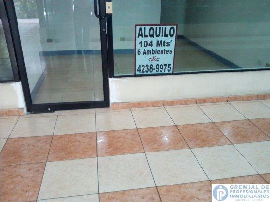 Local en alquiler, Edificio Aristos Reforma zona 9