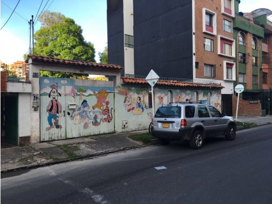 Venta Lote Cedritos Bogota.