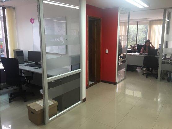 Arriendo Oficina Chico Bogota.