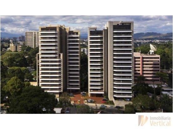 Penthouse 2 niveles, 3 hab en venta zona 10