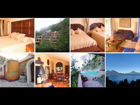 Casa en Atitlán - Villa de 2 dormitorios