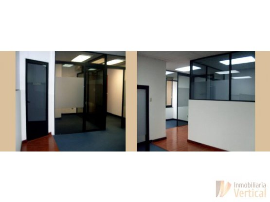 Oficina de 86 mts2 en Renta en zona 10