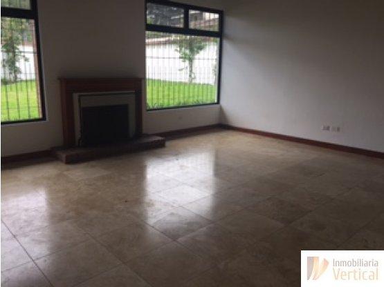 Casa en renta 4 habitaciones, La Cañada zona 14