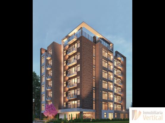 Apartamento a estrenar en venta/renta zona 15