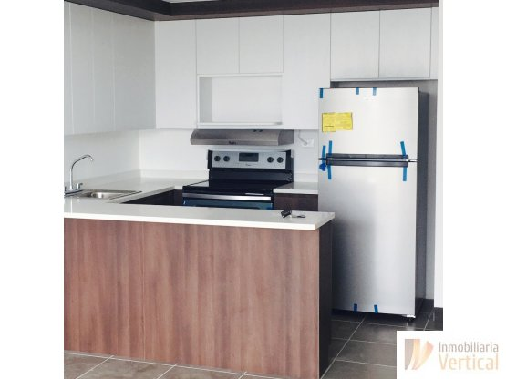 Apartamento nuevo en renta zona 15
