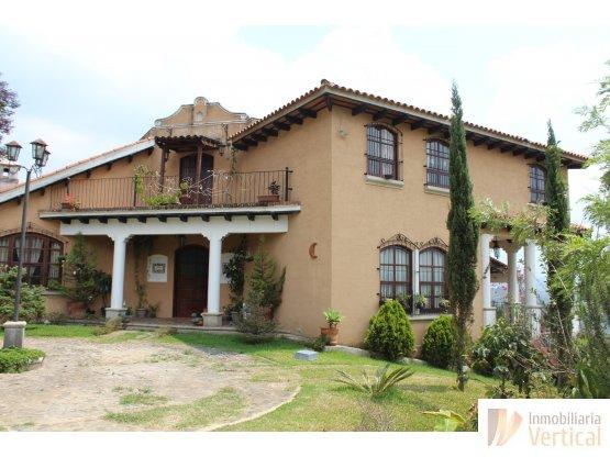 Casa 5 habitaciones en venta Milpas Altas