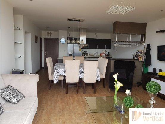 Apartamento 2 habitaciones en renta zona 15