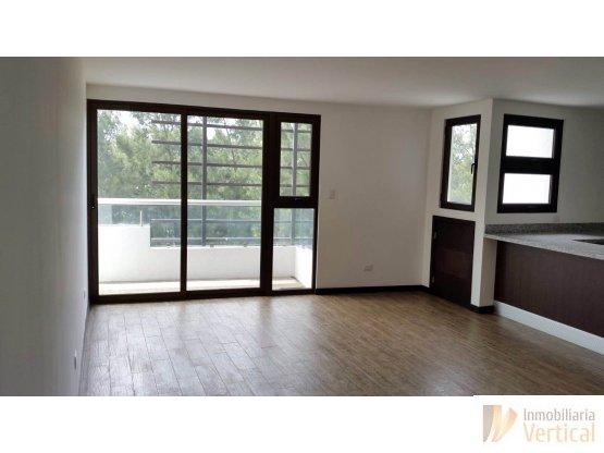 Apartamento 2 habitaciones en renta/venta zona 15