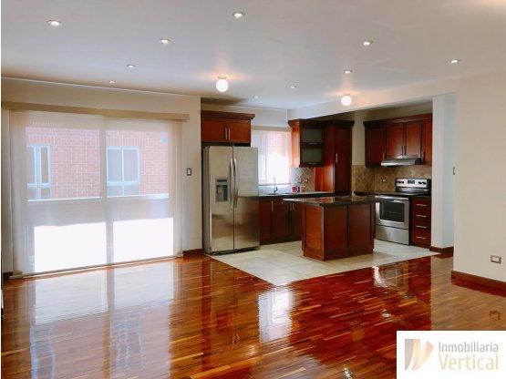 Apartamento en renta 2 habitaciones zona 15