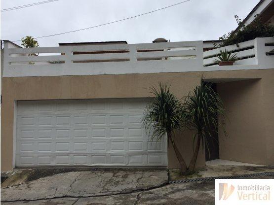 Casa de 3 habitaciones en renta Santa Rosalía