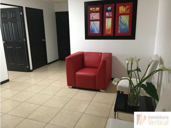 Oficina en renta Torino zona 10