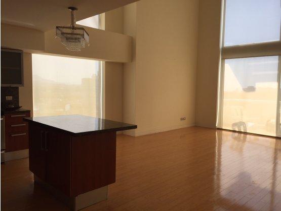 Apartamento tipo loft en renta zona 10
