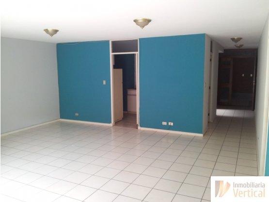 Apartamento en renta/venta 2 habs. zona 10