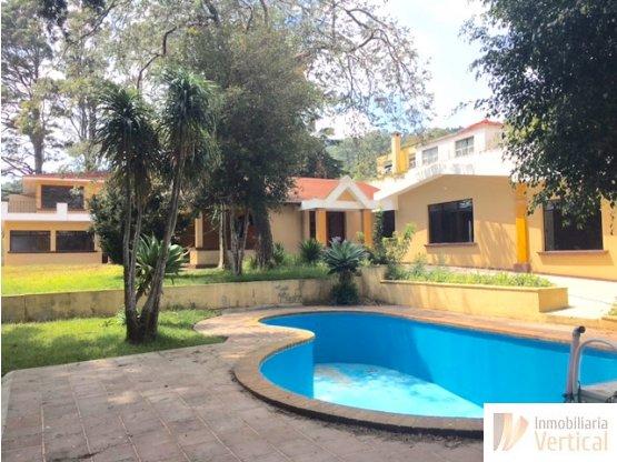 Casa con Piscina en Arrazola II