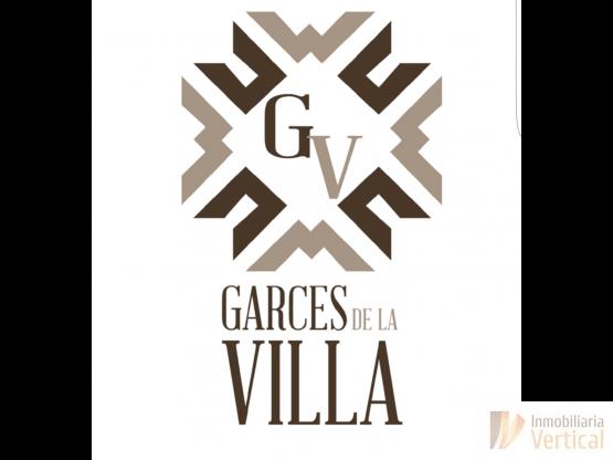 Garcés de La Villa, zona 14,¡Viva cerca de todo!