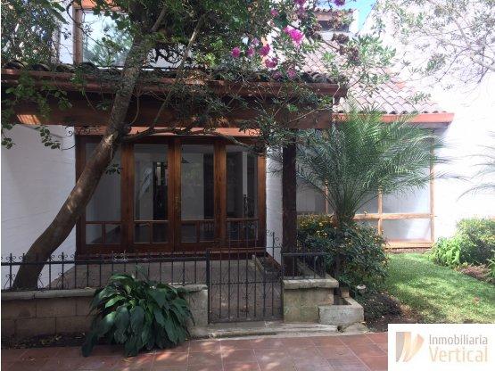 Townhouse 3 habitaciones en renta, zona 15