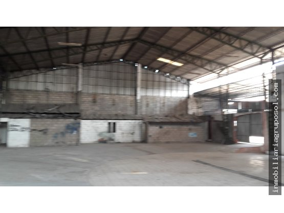 Nave industrial  San Jacinto