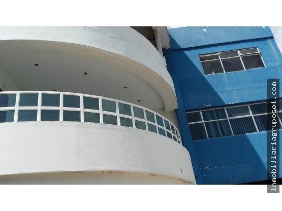 Edificio corporativo en alquiler col. Escalón