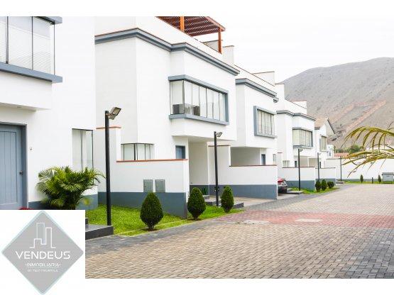 ESTRENO, CASA EN CONDOMINIO LA PLANICIE 300 m²