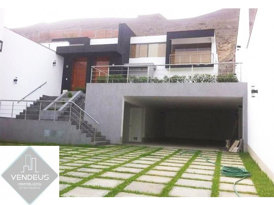ESTRENO 4 DORM SOL DE LA MOLINA JARDIN 300 m² C34