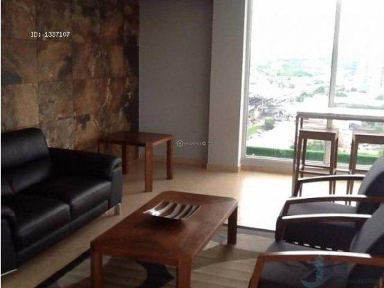 APARTAMENTO AMOBLADO 2REC. COSMOPOLITAN TOWERS