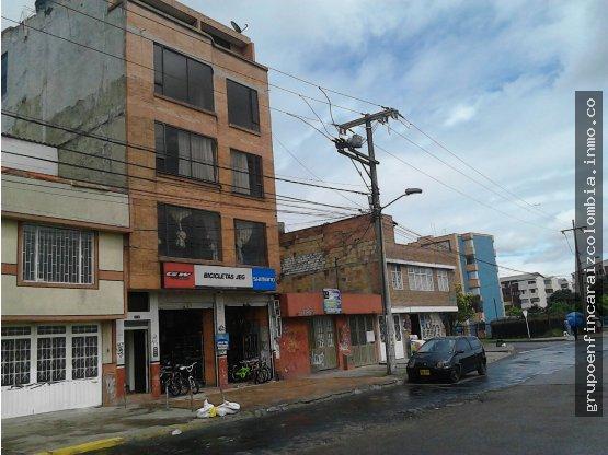 Se vende edificio alamos norte cundinamarca